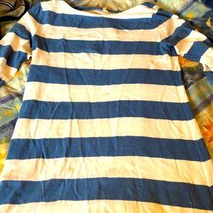 J crew striped dress ⚓️